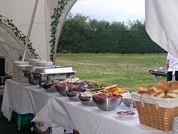 wedding-hog-roast buffet